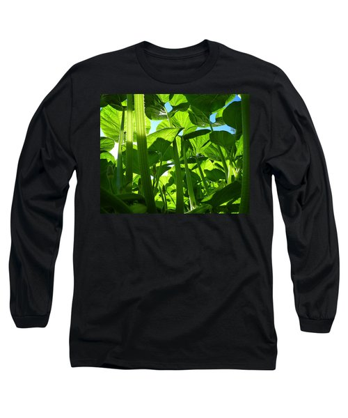 Inside Another World Long Sleeve T-Shirt