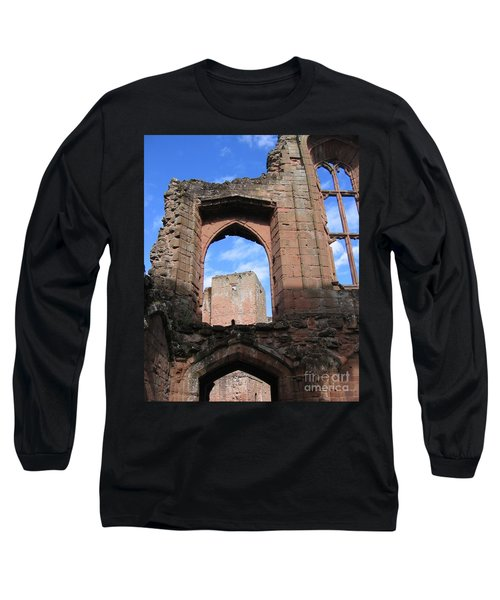 Inside Leicester's Building Long Sleeve T-Shirt