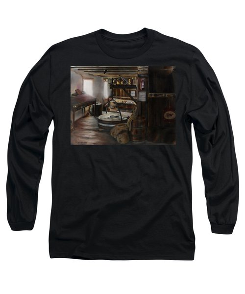 Inside The Flour Mill Long Sleeve T-Shirt
