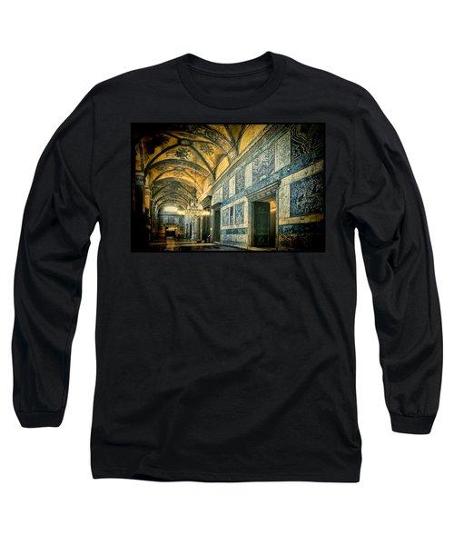 Interior Narthex Long Sleeve T-Shirt
