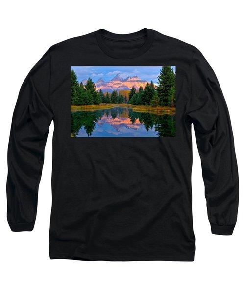 Intermittency Long Sleeve T-Shirt