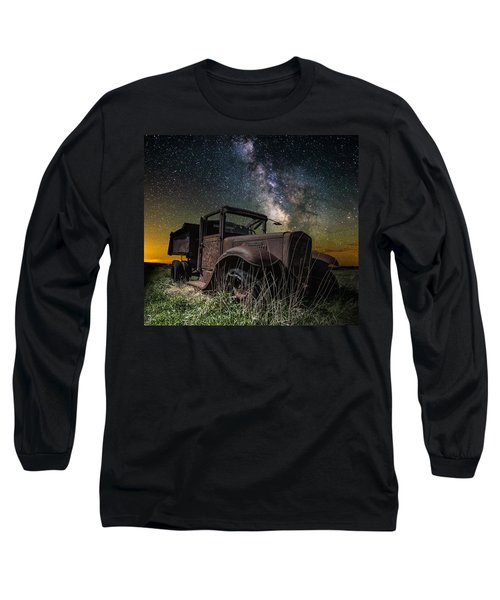 International Milky Way Long Sleeve T-Shirt