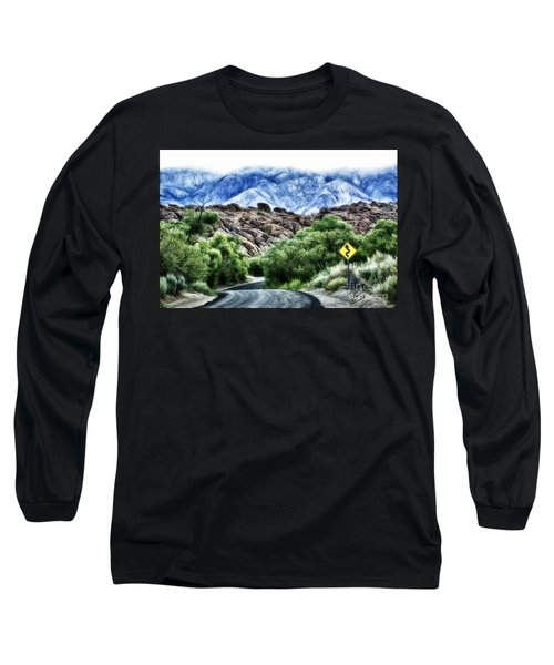 Into The Alabamas Long Sleeve T-Shirt