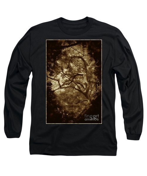 Into The Dark Wood Long Sleeve T-Shirt