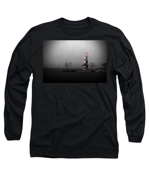 Into The Light Long Sleeve T-Shirt by Trish Mistric