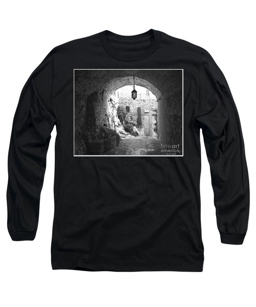 Long Sleeve T-Shirt featuring the photograph Into The Light by Victoria Harrington