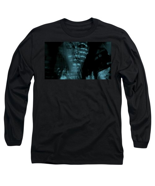 Long Sleeve T-Shirt featuring the photograph Into The Lull  by Jessica Shelton