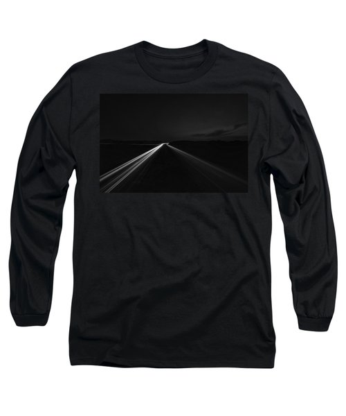 Into The Night Long Sleeve T-Shirt