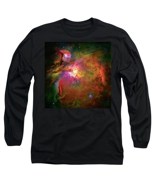 Into The Orion Nebula Long Sleeve T-Shirt
