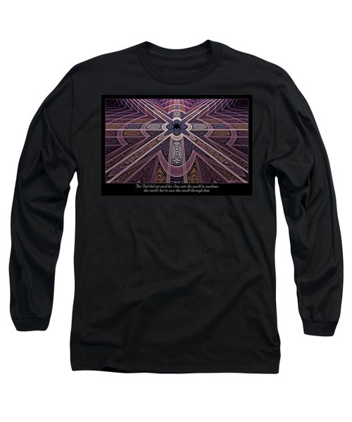 Into The World Long Sleeve T-Shirt