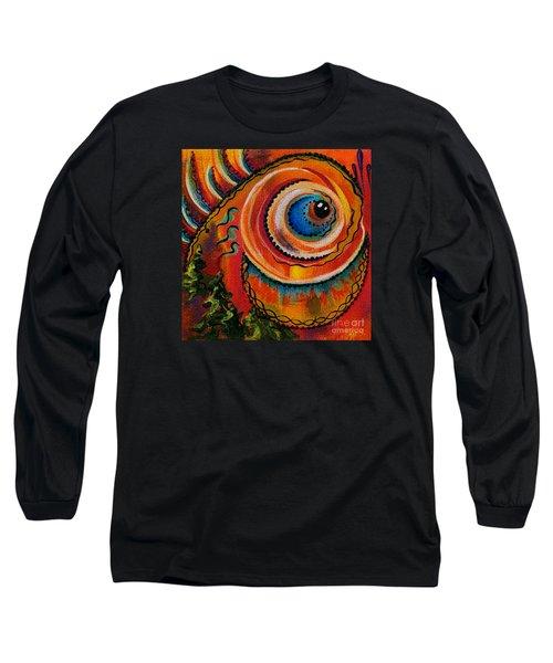Intuitive Spirit Eye Long Sleeve T-Shirt