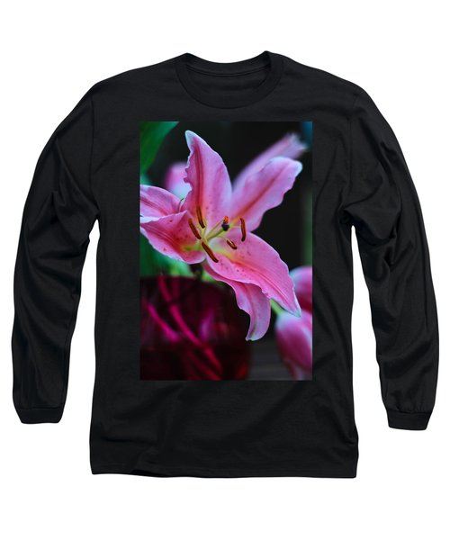Inviting Long Sleeve T-Shirt