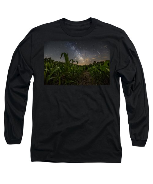 Iowa Corn Long Sleeve T-Shirt