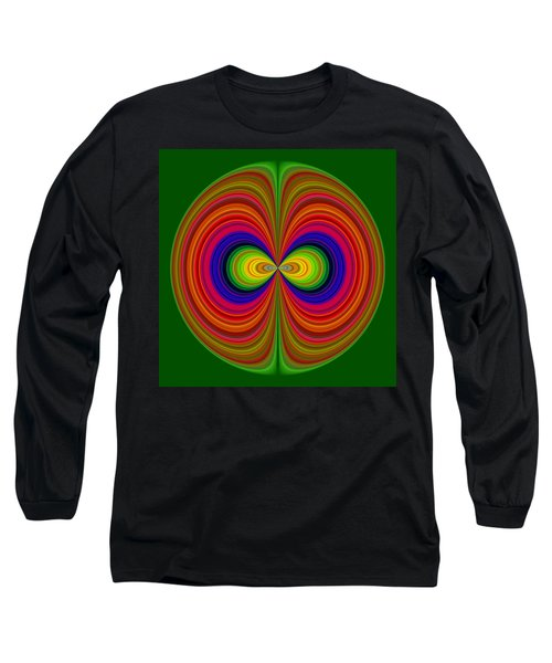 Long Sleeve T-Shirt featuring the photograph Ire by Larry Bishop