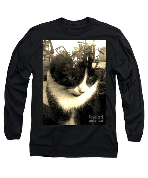 Irie Mechanical Long Sleeve T-Shirt