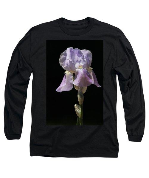 Iris Long Sleeve T-Shirt by Trina  Ansel