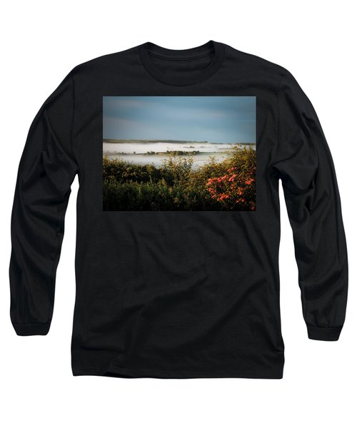 Irish Mist Over Lissycasey Long Sleeve T-Shirt
