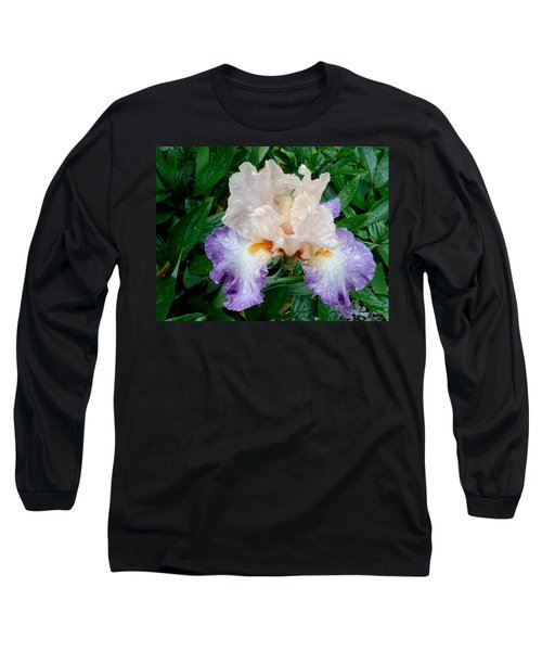 Irresistible Iris Long Sleeve T-Shirt