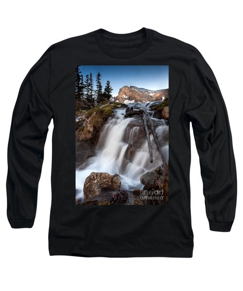 Isabelle Falls Long Sleeve T-Shirt by Steven Reed