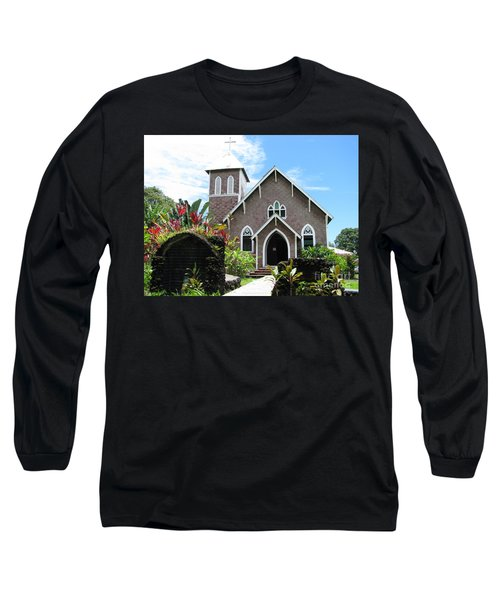 Island Church Long Sleeve T-Shirt