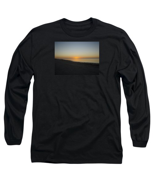 Long Sleeve T-Shirt featuring the photograph Island Sunset by Robert Nickologianis