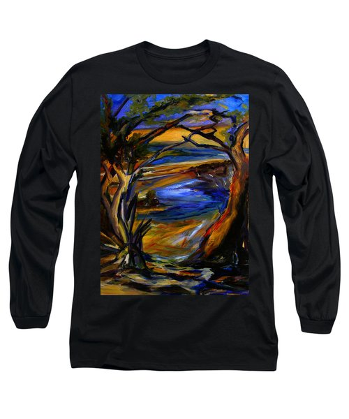 Island Waters St. Kitts Long Sleeve T-Shirt