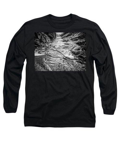 It's A Rush Browns Beach  Long Sleeve T-Shirt
