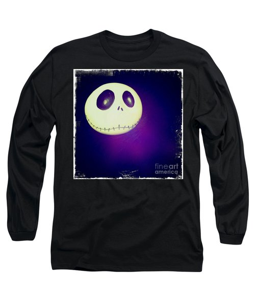 Jack Skellington Long Sleeve T-Shirt