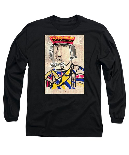Jack The King Long Sleeve T-Shirt