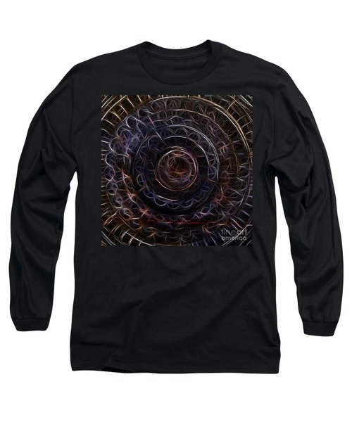 Jain Spiral Long Sleeve T-Shirt