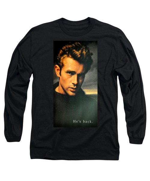 James Dean Long Sleeve T-Shirt