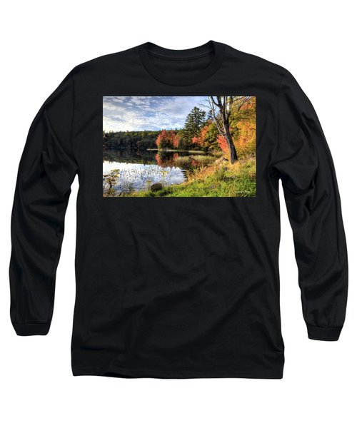 Jamie's Pond Long Sleeve T-Shirt