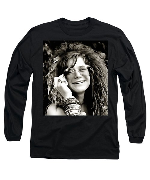 Janis Long Sleeve T-Shirt