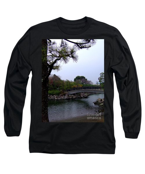 Long Sleeve T-Shirt featuring the photograph Japan by Andrea Anderegg