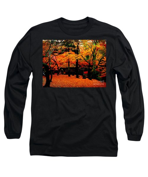 Japan Autumn Fantacy Long Sleeve T-Shirt