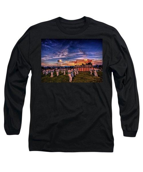 Japanese Bon Adori Festival Long Sleeve T-Shirt