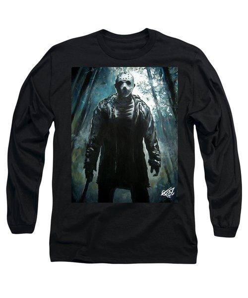 Jason Long Sleeve T-Shirt by Tom Carlton