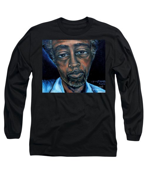 Jazz Man Long Sleeve T-Shirt