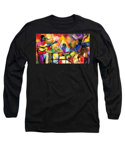Jazz Trio Long Sleeve T-Shirt