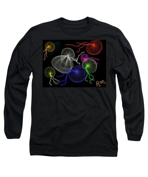 Jellyfish Jam Long Sleeve T-Shirt