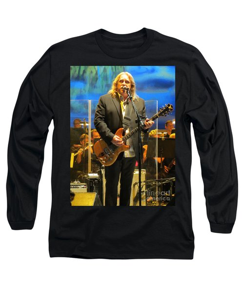 Warren Haynes  - Jerry Garcia Symphonic Celebration Long Sleeve T-Shirt