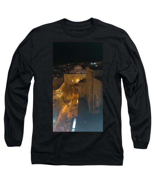 Jerusalem The Old City  Long Sleeve T-Shirt