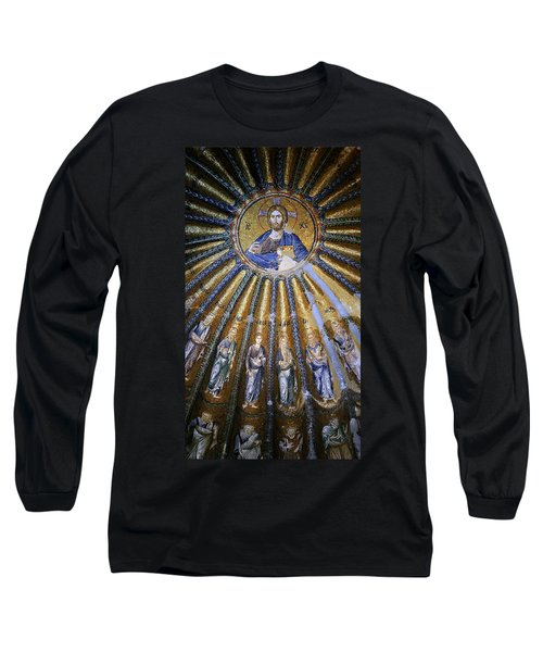 Jesus And His Peeps Long Sleeve T-Shirt