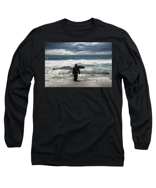 Jesus Christ- Behold I Come Quickly Long Sleeve T-Shirt