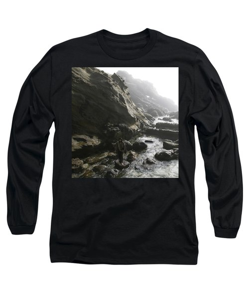 Jesus Christ- He Comforts Us In All Our Troubles Long Sleeve T-Shirt