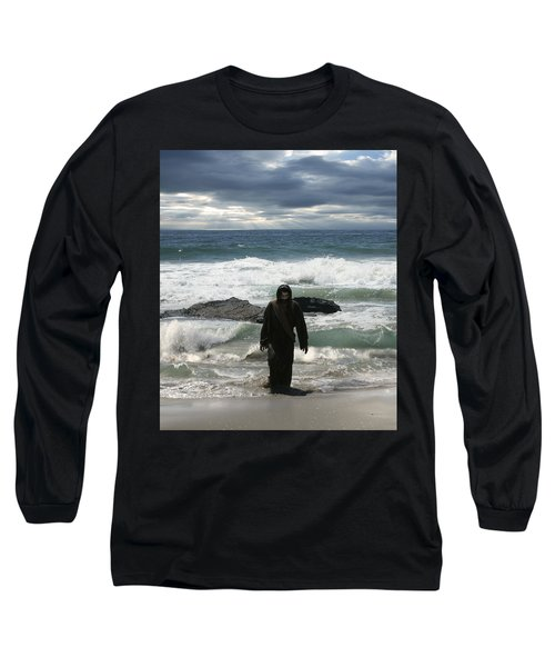 Jesus Christ- Look I Am Coming Soon Long Sleeve T-Shirt