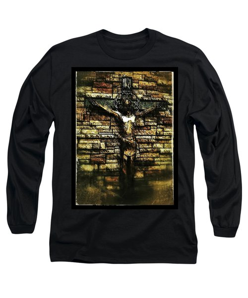 Jesus Coming Into View Long Sleeve T-Shirt