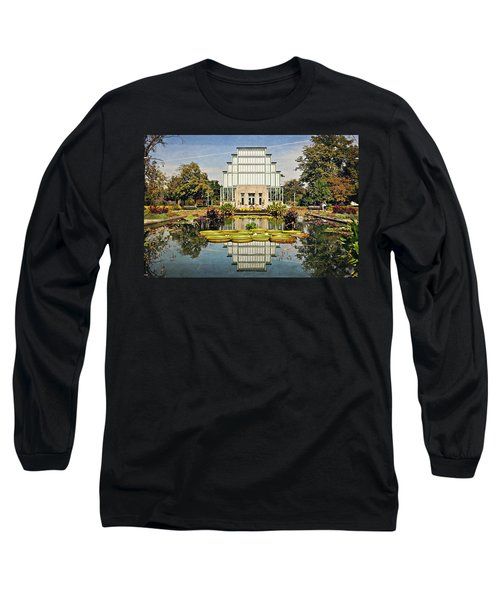 Long Sleeve T-Shirt featuring the photograph Jewel Box 1 by Marty Koch