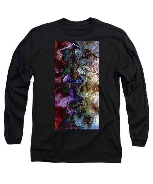 Jewel Tones Long Sleeve T-Shirt