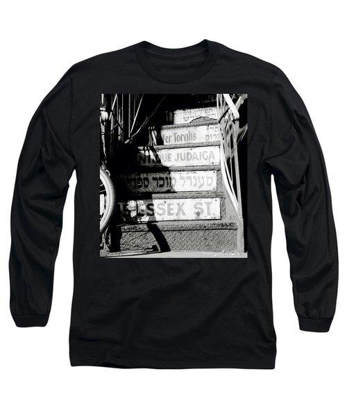 Jewish New York Long Sleeve T-Shirt